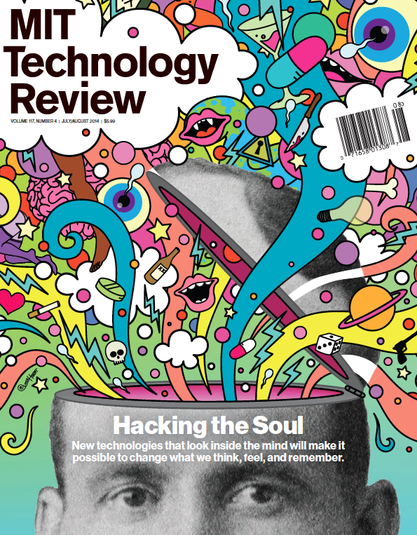 MIT Technology Review Hacking the Soul